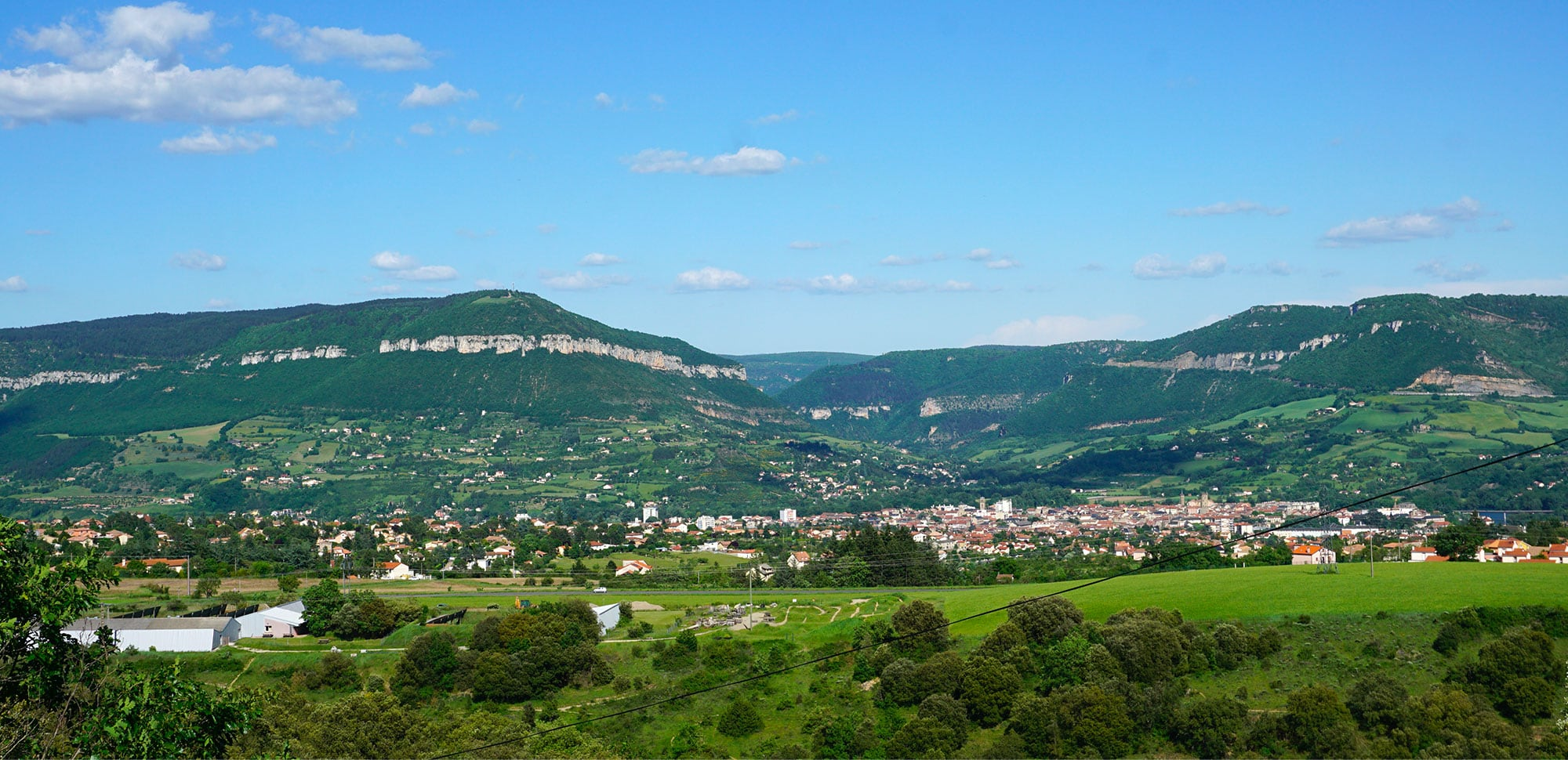 millau causses ville