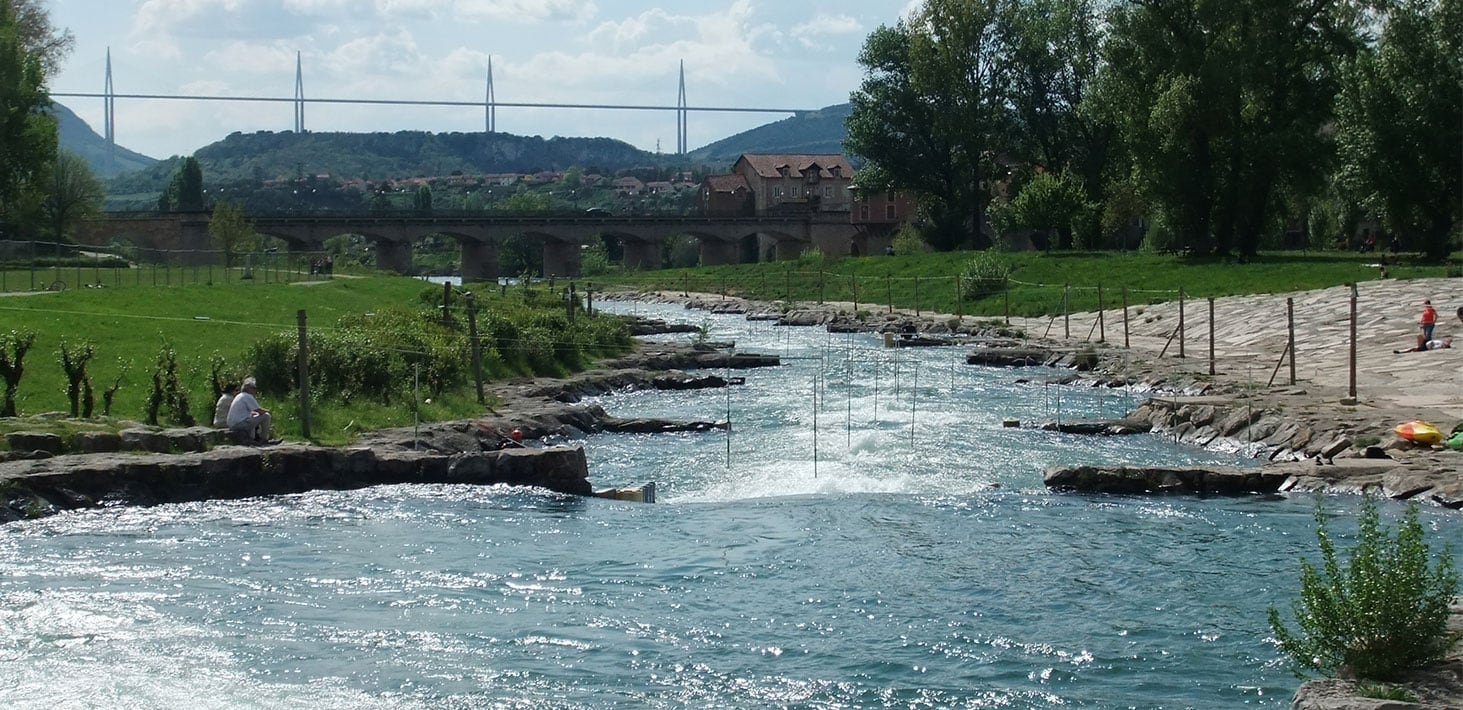 stade eau vive millau